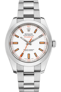 Milgauss Stainless Steel Automatic