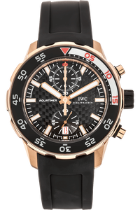 Aquatimer Chronograph Rose Gold Automatic