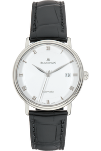 Villeret Ultra-Slim Stainless Steel Automatic