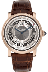 Rotonde Annual Calendar Rose Gold Automatic
