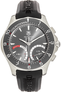 Calibre S Regatta Stainless Steel Quartz