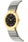 Tubogas Yellow Gold and Stainless Steel Quartz
