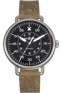 WW1-92 Military  Stainless Steel Automatic