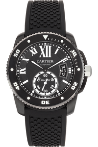 Calibre Diver DLC Stainless Steel Automatic