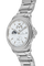 Leman Double Time Zone Stainless Steel Automatic