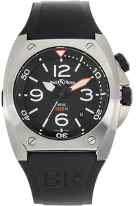 BR02-20-S Stainless Steel Automatic