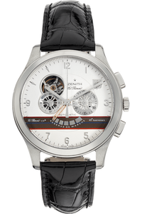 El Primero Class Grande Limited Edition Stainless Steel Automatic