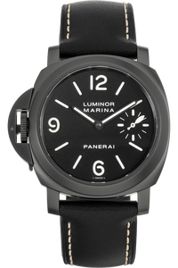 Luminor Marina Left-Handed PVD Stainless Steel Manual