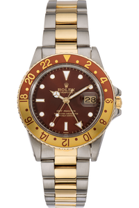 GMT-Master Circa 1981 Yellow Gold and Stainless Steel Automatic