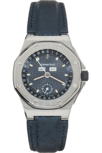 Royal Oak Offshore Triple Date Stainless Steel Automatic