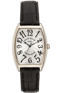 Cintree Curvex White Gold Automatic