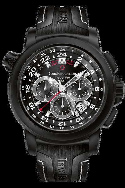 Patravi TravelTec Black GMT