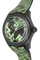 Bubble Green Python PVD Black and Stainless Steel Automatic