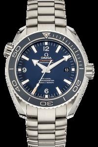 Seamaster Planet Ocean Co-Axial Titanium Automatic