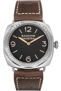 Radiomir 3 Days Acciaio Stainless Steel Manual