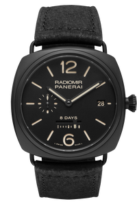 Radiomir 8 Days Ceramica - 45mm
