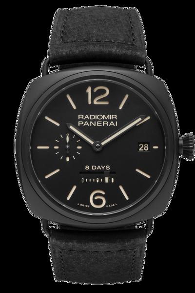 Radiomir 8 Days Ceramica - 45mm