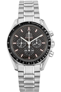 Speedmaster Racing Stainless Steel Automatic
