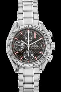 Speedmaster Date Michael Schumacher LE Stainless Steel Automatic