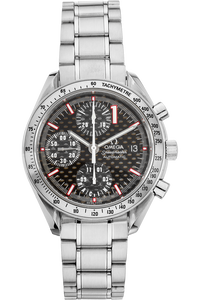 Speedmaster Date Michael Schumacher LE Stainless Steel Automatic