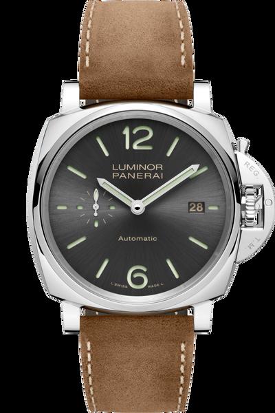 Luminor Due 3 Days Automatic Acciaio - 42mm