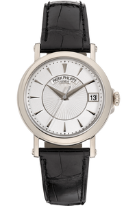 Calatrava Reference 5153 White Gold Automatic