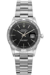 Datejust Thunderbird Turn-O-Graph White Gold and Stainless Steel Automatic