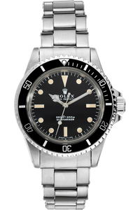 Submariner Circa 1968 Stainless Steel Automatic