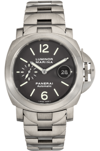 Luminor Marina Titanium Automatic