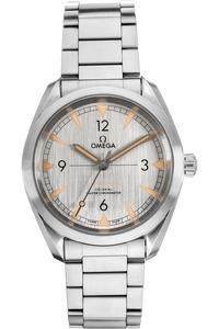 Railmaster Co-Axial Master Chronometer Stainless Steel Automatic