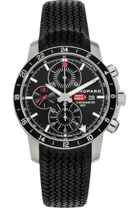 Mille Miglia GMT Chronograph Limited Edition Stainless Steel Automatic