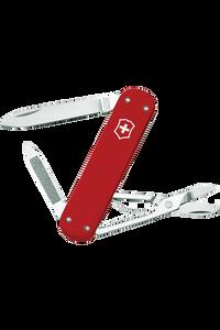Money Clip Red Pocket Tool