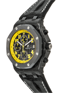 Royal Oak Offshore Bumble Bee Carbon and Ceramic Automatic