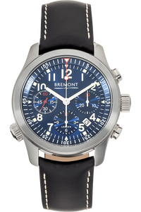 ALT1-P Pilot Chronograph Stainless Steel Automatic