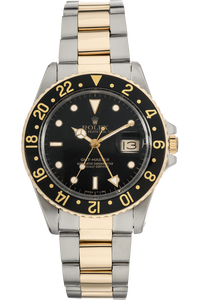 GMT-Master Circa 1975 Yellow Gold and Stainless Steel Automatic