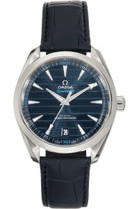 Seamaster Aqua Terra Co-Axial Master Chronometer Stainless Steel Automatic