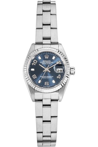 Datejust  White Gold and Stainless Steel Automatic