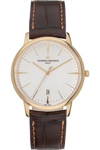 Patrimony Date Yellow Gold Automatic