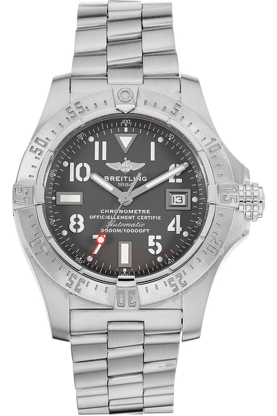 Avenger Seawolf Stainless Steel Automatic