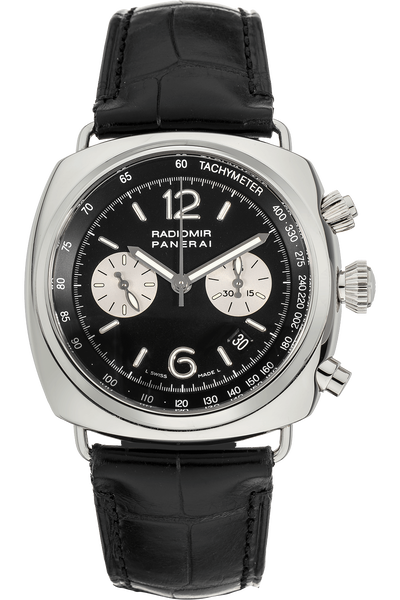 Radiomir Chronograph Stainless Steel Manual