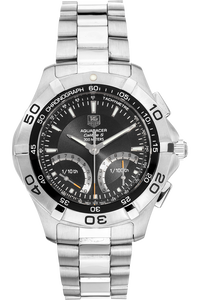 Aquaracer Calibre S Chronograph Stainless Steel Quartz