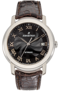 Jules Audemars White Gold Automatic