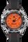 Formula 1 Quartz Orange Nylon Watch