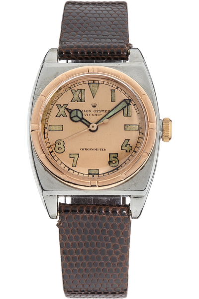 Pre-Owned Rolex Vintage Oyster Viceroy Manual Circa 1944 (3359)