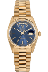 Day-Date Circa 1980 Yellow Gold Automatic