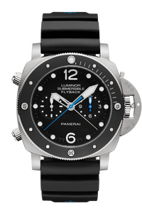 Luminor Submersible 1950 3 Days Chrono Flyback Automatic Titanio 47mm
