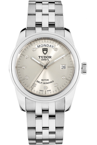 Glamour Day-Date Stainless Steel Automatic