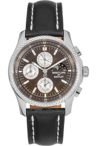 Bentley Mark VI Complications Stainless Steel Automatic