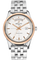 Transocean Day & Date Rose Gold and Stainless Steel Automatic