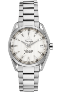 Seamaster Aqua Terra Master Co-Axial Stainless Steel Automatic